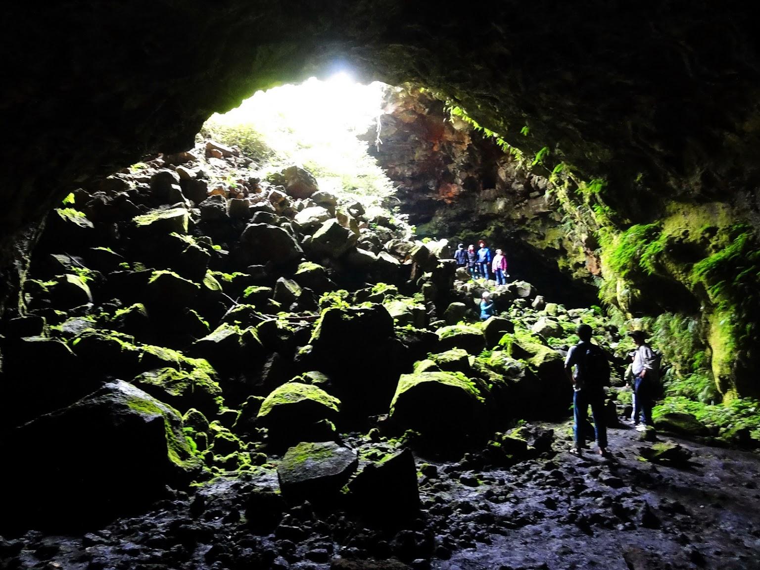 Khám phá hang động Chư Bluk Hồ Tà Đùng