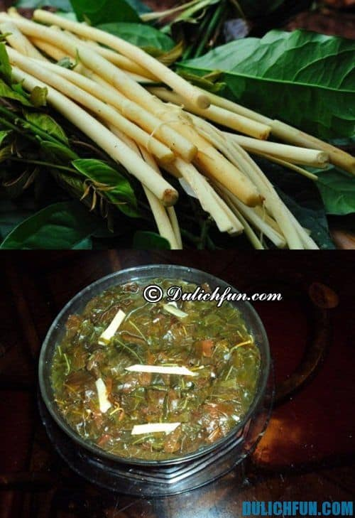 Canh thụt