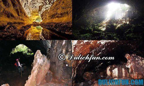 Chư Bluk – hang động núi lửa dài nhất Đông Nam Á