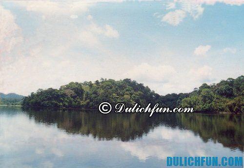 Hồ Ea Snô là điểm du lịch hấp dẫn tại Đăk Nông