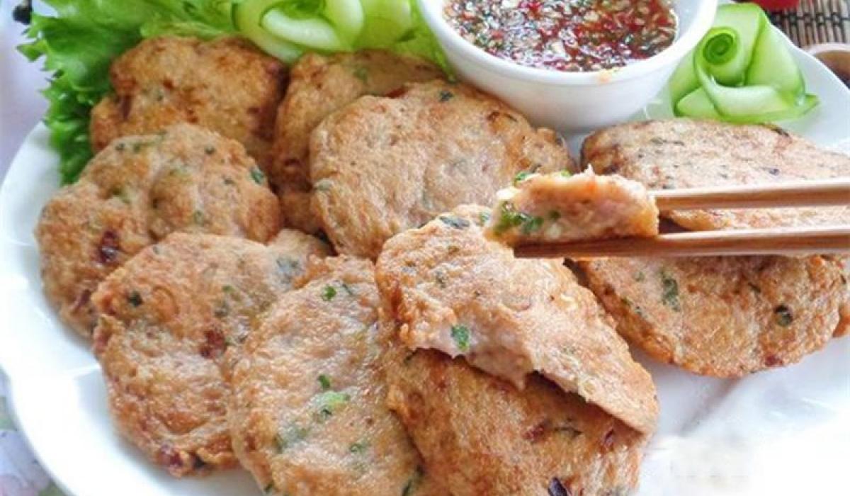Món ngon hồ Lắk