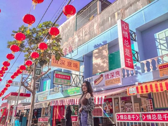 Hẻm Hong Kong Buôn Ma Thuột
