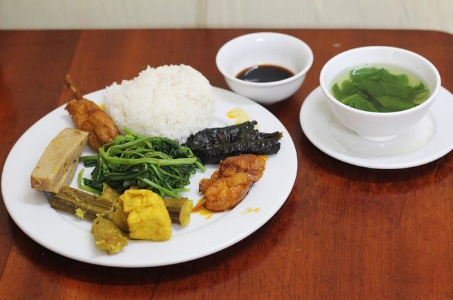 Cơm chay Thanh Lạc Trai