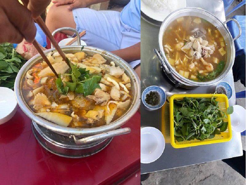 Lẩu Bò Bờ Kè Quán