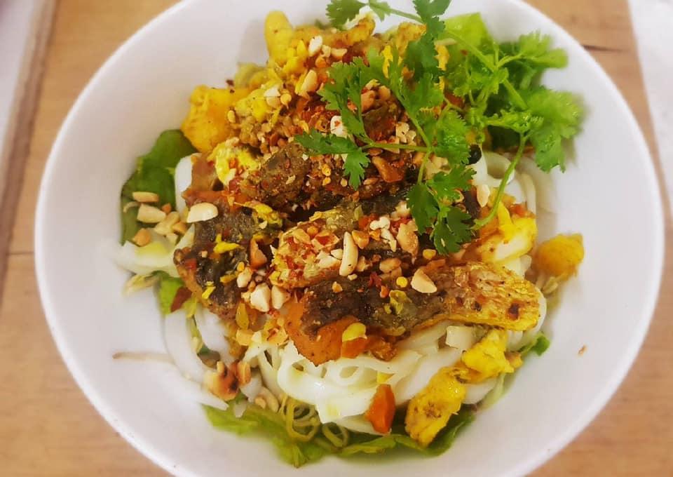 Mì Quảng Ba Thư