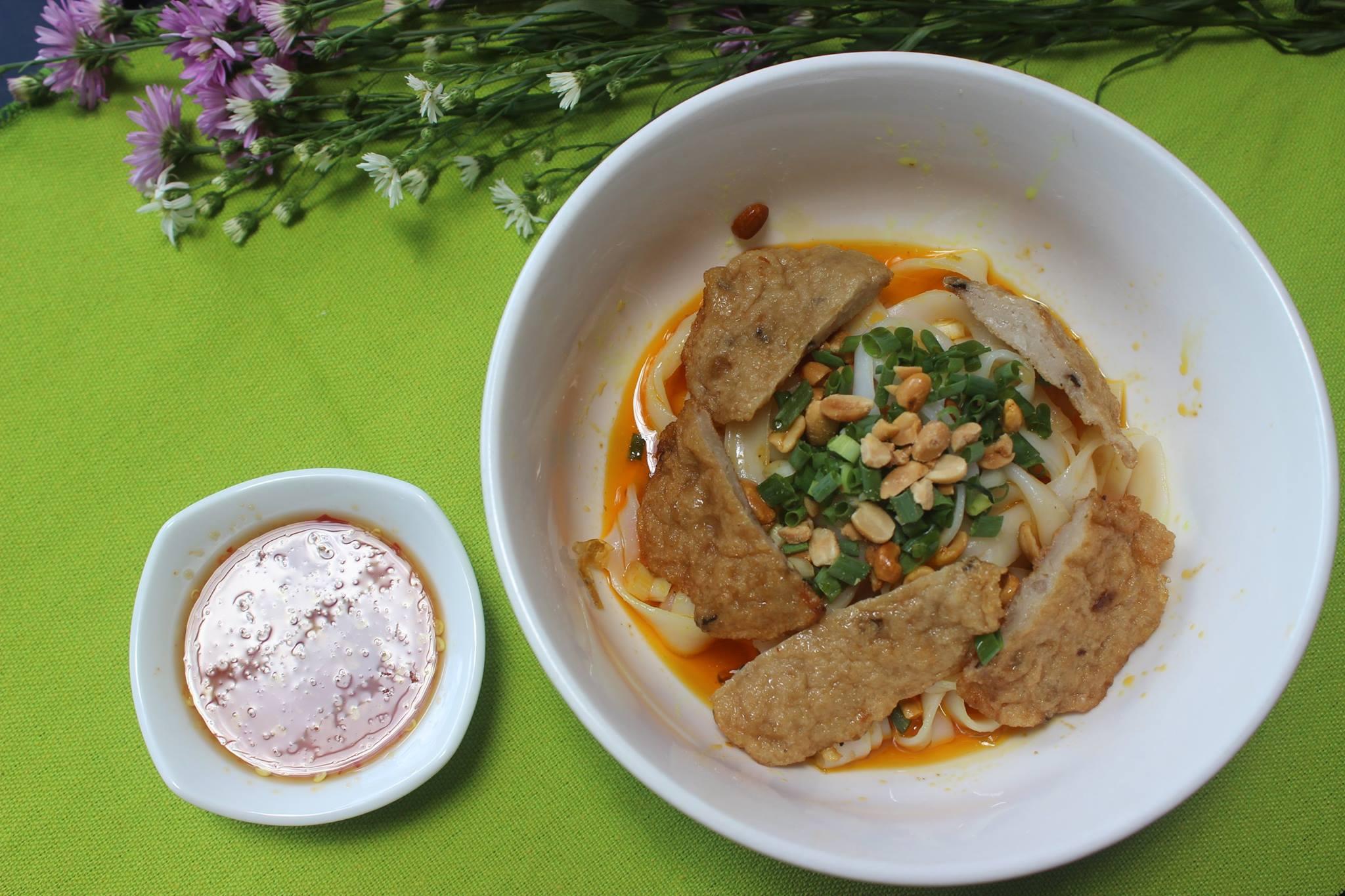 Mì Quảng Thu Bồn
