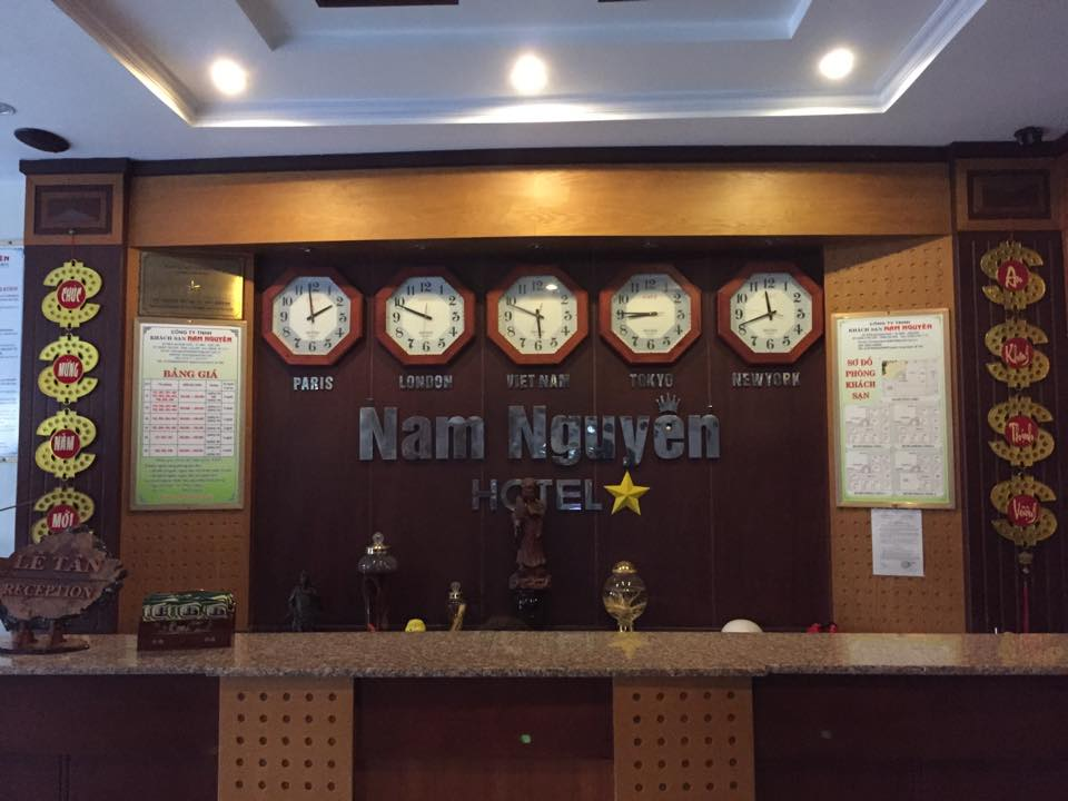 Hotel Nam Nguyên