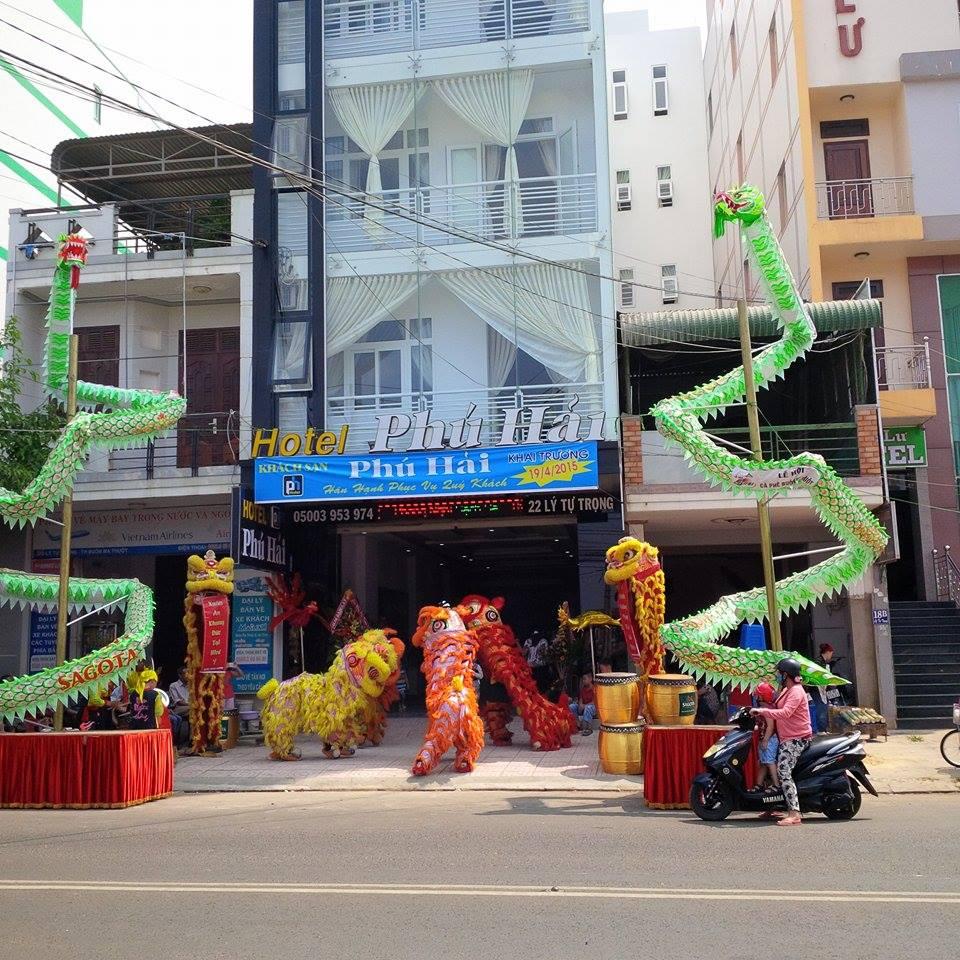Khách sạn Phú Hải